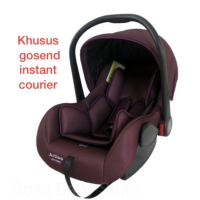 KHUSUS GO-SEND INSTANT COURIER Baby Carrier / Carseat Care ARTIOO