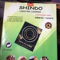 Kompor Listrik Lighting Cooker Shindo