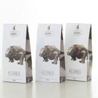 (Biji / Bubuk) 100g Kopi Flores Juria - Red Berry Coffee