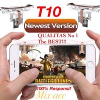 L1 R1 l1r1 SharpShooter Controller Mobile PUBG ROS TEMBAGA T10