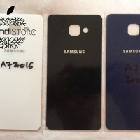 Backdoor / Tutup Baterai Hp Samsung Galaxy A710 A7 2016 bahan kaca