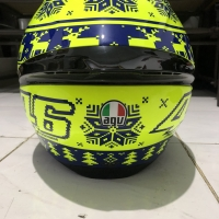 Helm Agv corsa Winter test 2015 K1 Asian Fit (full coating)