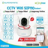 PALING LARIS! ip camera Super Spring SIP 110 indoor wifi ipcam ip cam