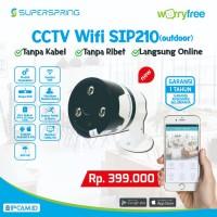 MURAH! IP camera Super Spring SIP 210 outdoor Wifi ipcam ip cam
