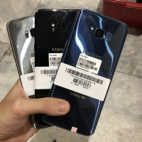 Samsung S8 plus single Sim bekas second fullset