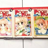 Komik: POCKET PARK 1-3 T // KOLEKTOR,KOLPRI,Serial Candy,Chiaki Yagi