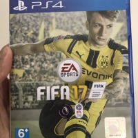 CD PS4 FIFA 2017