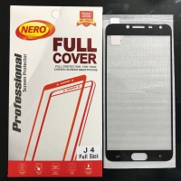 Tempered Glass Full Cover Samsung Galaxy J4 2018