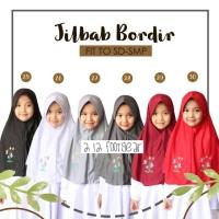 Jilbab instan anak hijab instan anak jilbab kaos anak serut SD-SMP