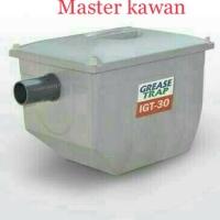 Portable GREASE TRAP IGT-30 ORIGINAL / Grease trap Penyaring Lemak