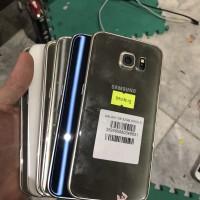 Samsung s6 flat 32gb bekas second fullset