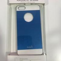 Casing Iphone 5/5S Moshi Warna Biru