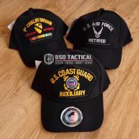 Topi military tactical hat cap import