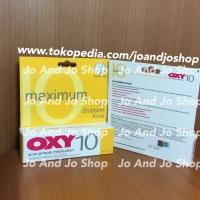 Oxy 10 25gr obat jerawat bandel