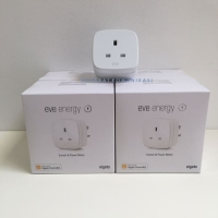Elgato Eve energy power switch (No Box) NEW - work with apple home