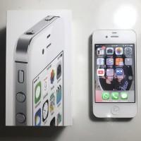 iPhone 4S 8GB White - No Minus