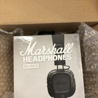 Marshall Headphone Major 2 Hitam