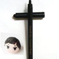 Americolor Gourmet Writer/ Food Decorating Pen Black/ Pen Hias Kue