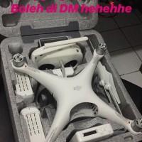 Dji phantom 4 pro mulus (1 TAHUN PAKAI) + batre dan charger hub ori