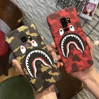Bape case dove 3d glow in the dark samsung Note 8 S9 S9+ plus