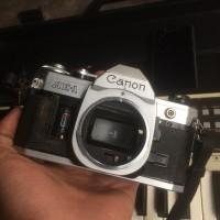 Kamera analog canon AE-1