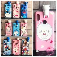 Jual Softcase case boneka manjat Oppo F7 F5 stitch doraemon kitty MURAH Murah
