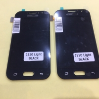 CONTRAS LCD SAMSUNG J110G GALAXY J1 ACE + TOUCHSCREEN CAHAYA DI ATUR