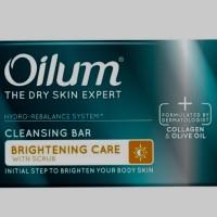 Jual Oilum Collagen Soap Skin Brightening Scrub Murah