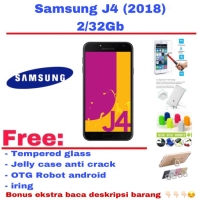 Samsung J4 Pro 2018 Ram 2/32Gb Garansi Resmi SEIN Indonesia