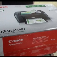 Printer Canon Pixma MX497 - MX 497 4in1 printer scanner fotocopy fax