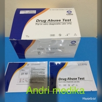 Rapid Test Multi6 Drug Of Abuse In 1 isi 25 Test