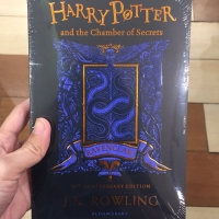 Harry Potter and the Chamber of Secrets 20th Anniv Ravenclaw Edition