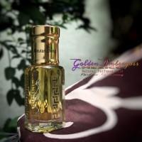 6ML Golden Ambergris Mexico Perfume Oil (Parfum Arab Minyak Wangi Nabi
