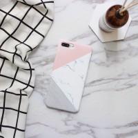 Casing marmer matte free silicon casing iphone 7/ 7 plus dan 8 / 8plus