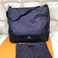 Tas wanita merk Coach Hobo bag in bag import Semi premium
