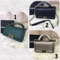 Tas wanita merk Chanel Boy Kelly import Good Quality