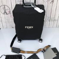 Ori leather alumunium koper rimowa FENDI