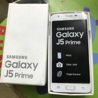 second samsung galaxy j5 prime 2/16 gold fullsett ori mulus 98% sein