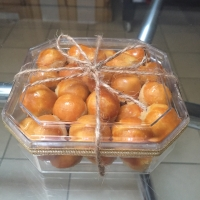 Jual Kue Nastar special full wisman ( The best pineapple tarts ) Murah