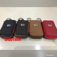 Dompet STNK Kulit Mobil Daihatsu / Dompet Kunci / Gantungan Kunci Mobi