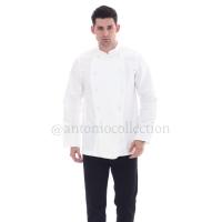 Baju Koki / Chef Kualitas EKSPOR Jepang ( High Quality )
