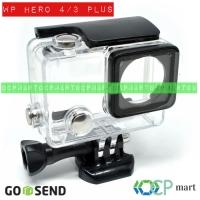 case underwater / housing gopro hero 3+ 4