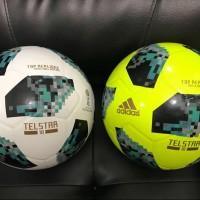 Bola kaki/bola sepak Adidas Telstar Rusia 2018 terbaru