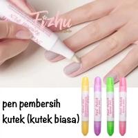 pembersih kutek pen / corrector pen / remover nail polish