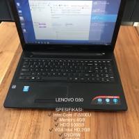 Jual Laptop Bekas LENOVO G50