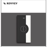 Fast charging wireless power bank for IPHONE X 8 SAMSUNG GALAXY