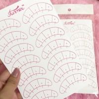 Funmix Mapping Tools / Eyepatch Kertas / Eyepatch Sticker Eyelash