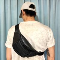 LEON LEATHER WAIST BAG / TAS PINGGANG / TAS BAHU / WAISTBAG BY SAKOOBI