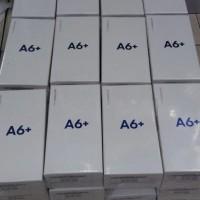 Samsung Galaxy A6+ A6 Plus - 4GB/32GB - Black - Garansi Resmi SEIN