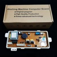 Modul mesin cuci pcb board sanyo S718 type ASW 85SB/ ASW 86SB
